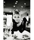 1 Wall Audrey Hepburn Breakfast at Tiffany's - fototapeta
