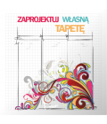 Tapeta z nadrukiem Dec\'n\'Roll