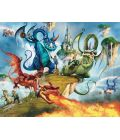 Walltastic Fototapeta 3D 041 Land of Knights and Dragons 1