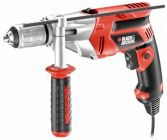 BLACK&DECKER Wiertarka udarowa KR703K (Twistlok, Kufer)