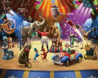 Walltastic Fototapeta 3D 060 The Circus